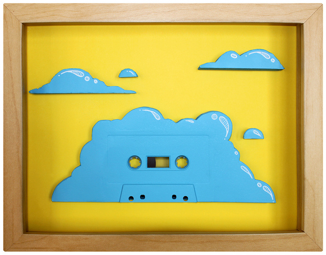 Cassette Relooking by Benoit Jammes