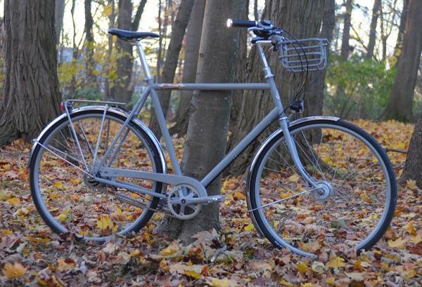 Reflective bike safety concept by Josh Zisson