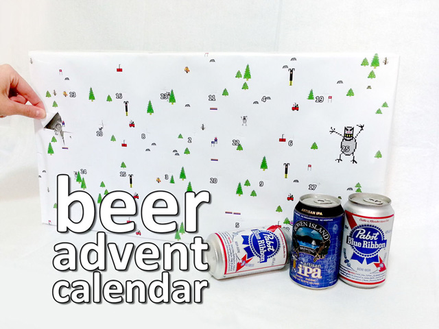 Beer Advent