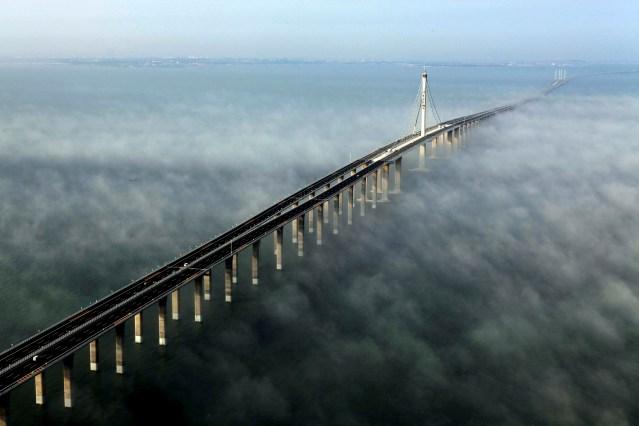 Jiaozhou Bay Bridge