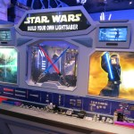 Build Your Own Star Wars Lightsaber at Disneyland