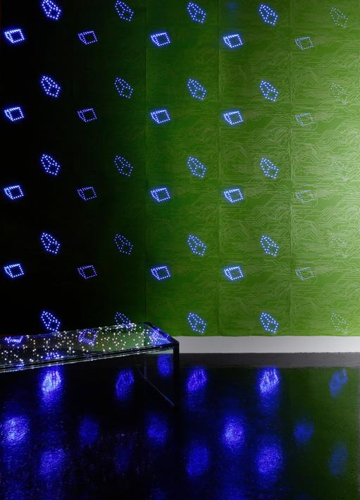 LED Wallpaper
