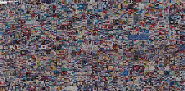 AIDS Memorial Quilt