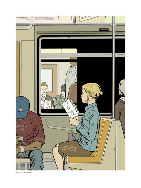 Missed Connection by Adrian Tomine