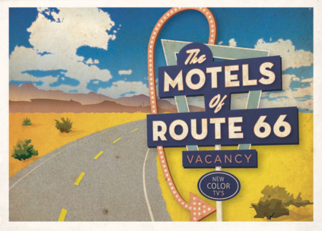 The Motels of Route 66