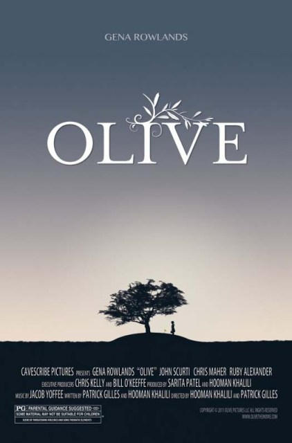 Olive DVD Cover