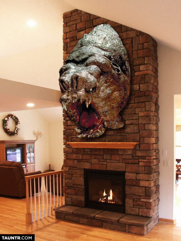 Rancor Head