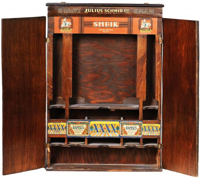 Schmid cabinet
