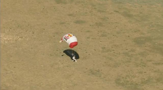 Felix landing