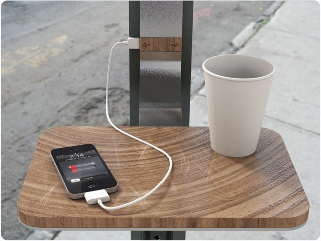 Street Charge by PENSA