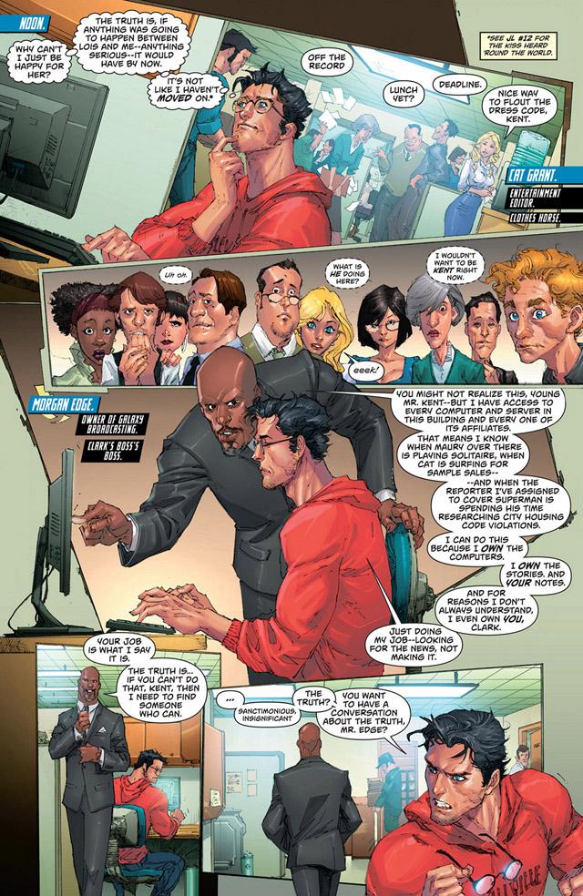 Superman #13 / DC Comics