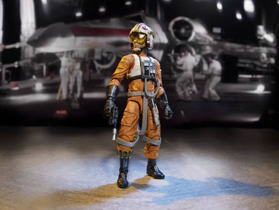 Star Wars Luke 6