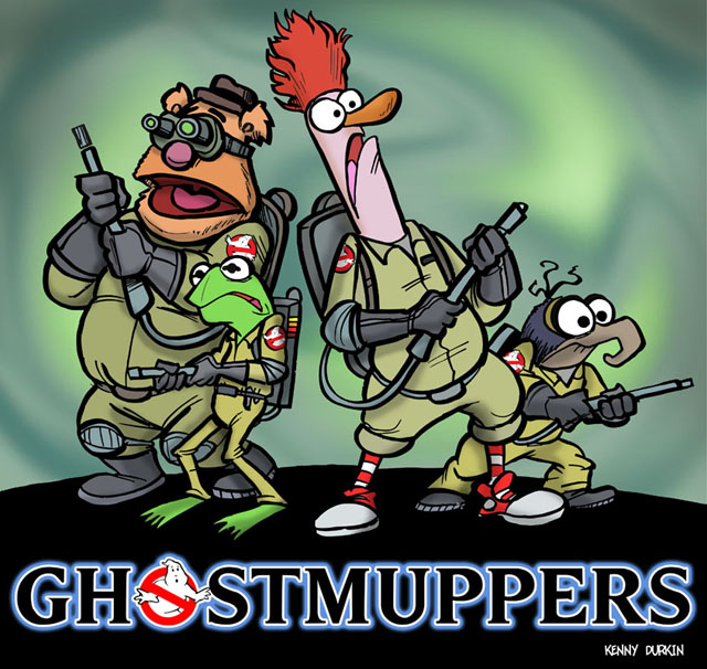 Ghostmuppers