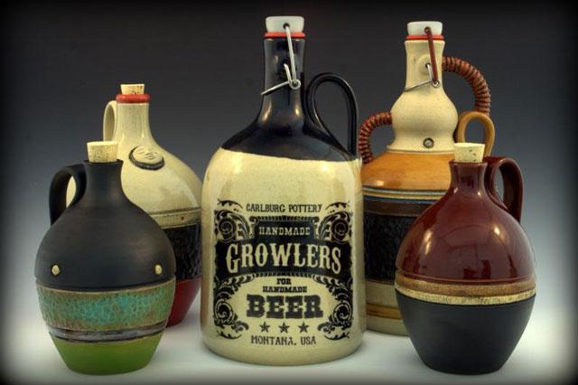 Beer Growlers