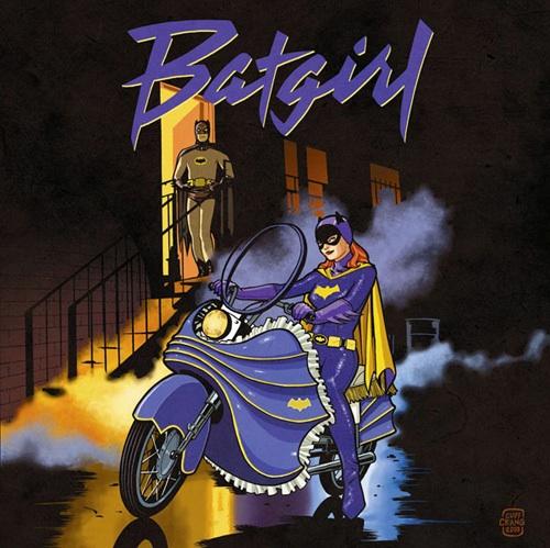 Batgirl As Prince