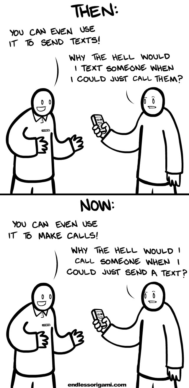 Call Text