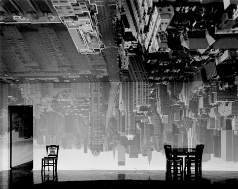 Camera Obscura photography by Abelardo Morell