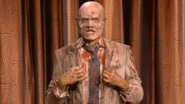 """Snooty, Urbane Zombies Love """"The Walking Dead"""""""