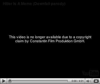 Constantin DMCA