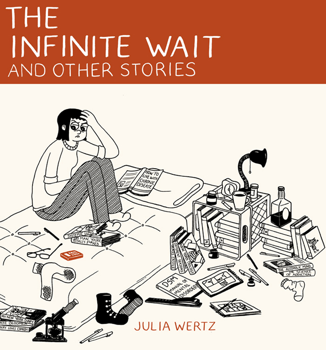 The Infinite Wait by Julia Wertz