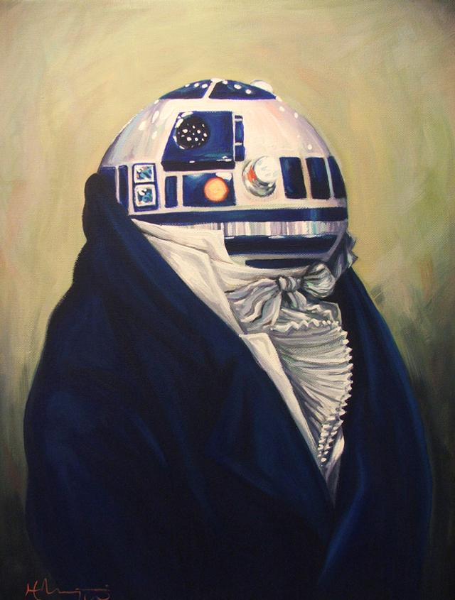 Duke R2-D2