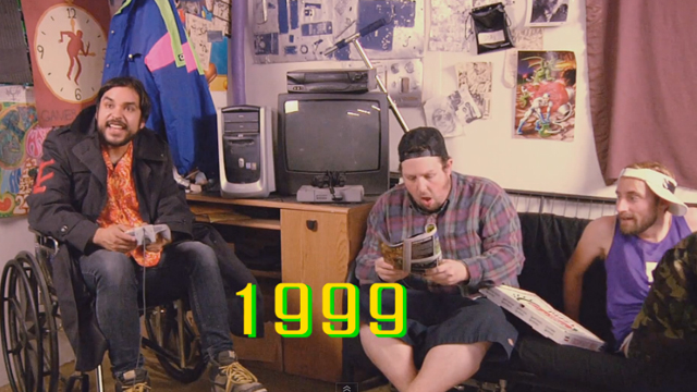 Mega64: New Consoles, Then and Now