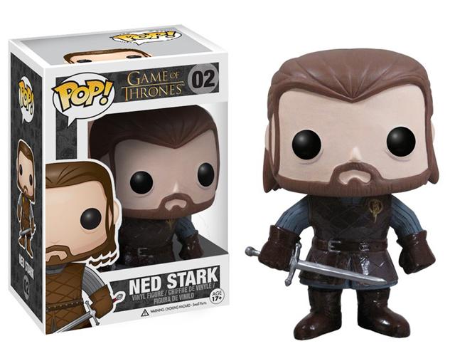 Game of Thrones Ned Stark Pop! Vinyl Figure