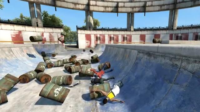 Helix Snake's Top 50 Favorite 'Skate 3' Clips