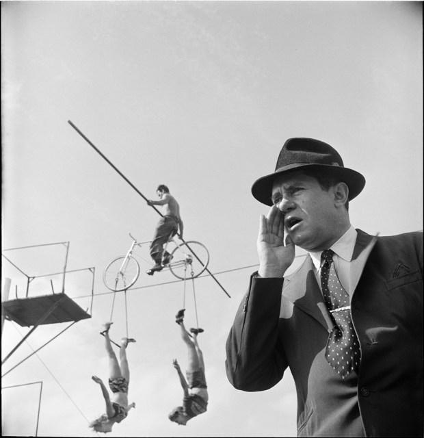 Stanley Kubrick's photos of New York City