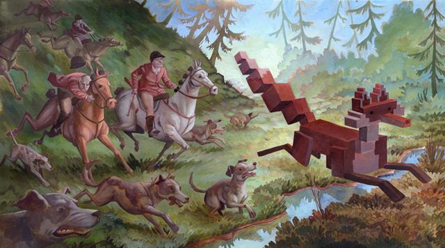 Foxhunt by Laura Bifano