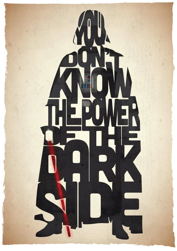 Star Wars Darth Vader Type