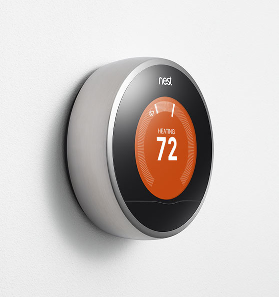 Second Generation Nest Learning Thermostat