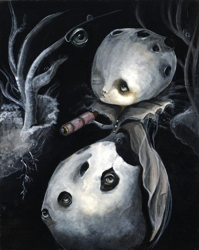 Skeye: The Infinite Sight by Ixie Darkonn