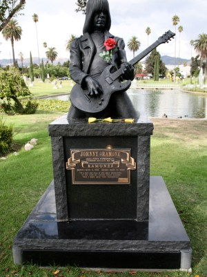 Johnny Ramone Hollywood Forever