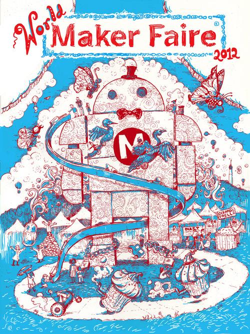 World Maker Faire 2012