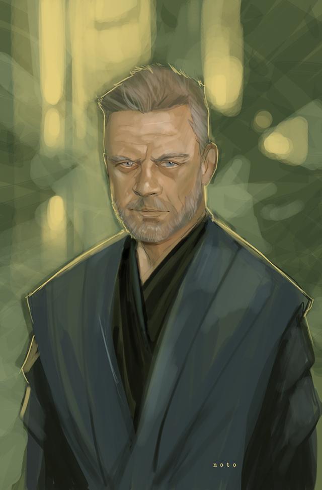Jedi Master Luke Skywalker