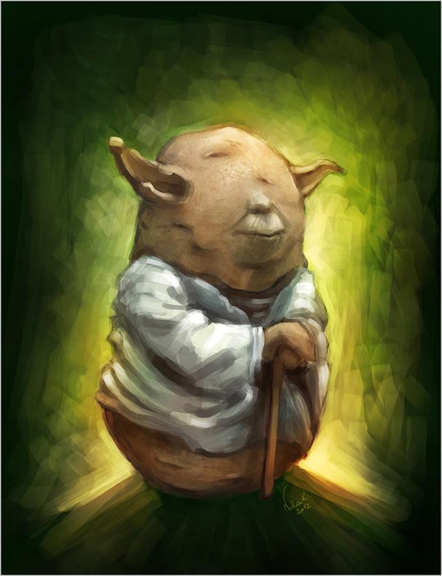 Master Yotato
