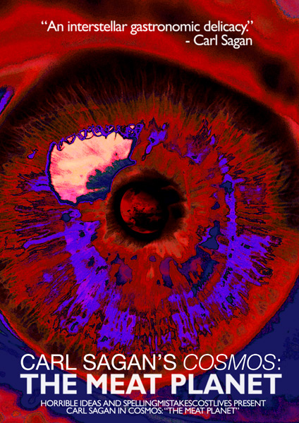 Carl Sagan's Cosmos: The Meat Planet