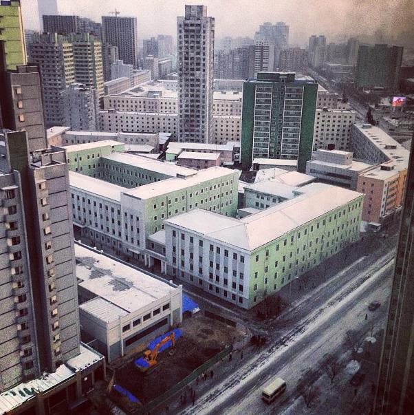 Instagram fotos desde el interior de Corea del Norte por David Guttenfelder