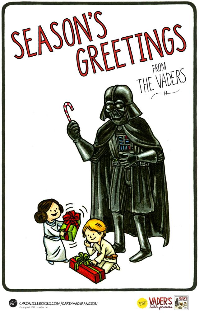 Vader's Little Princess by Jeffrey Brown