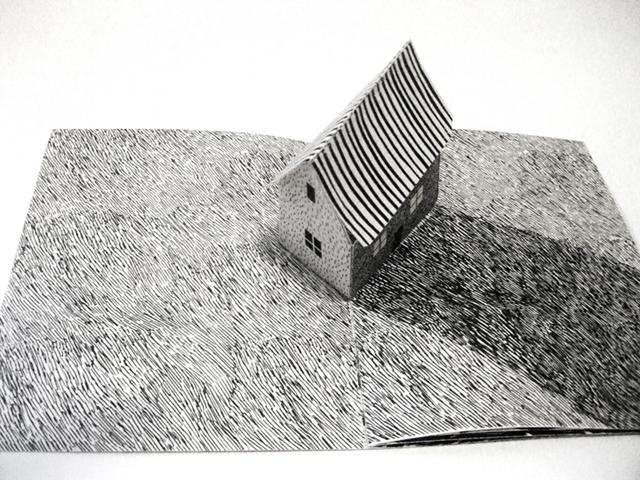 Pop-up House by Lilli Carré