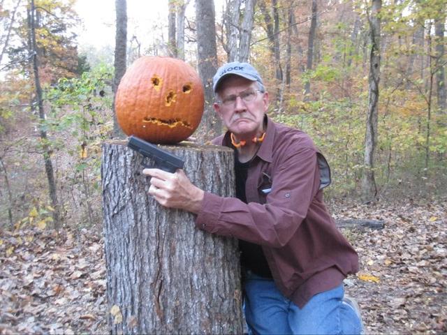 Pumpkin Gun