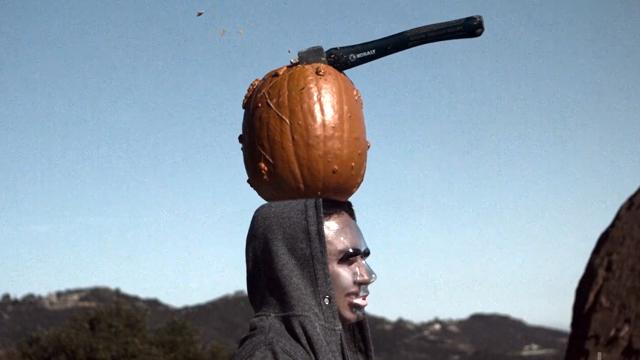 Top 10 Ways To Smash A Pumpkin (Slow-Motion) by Thrash Lab