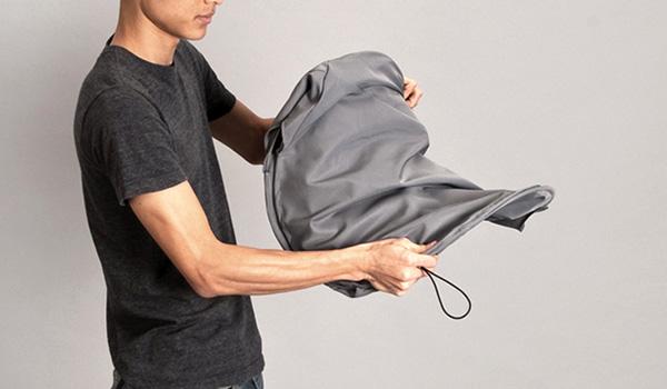 Rain Shield umbrella redesign