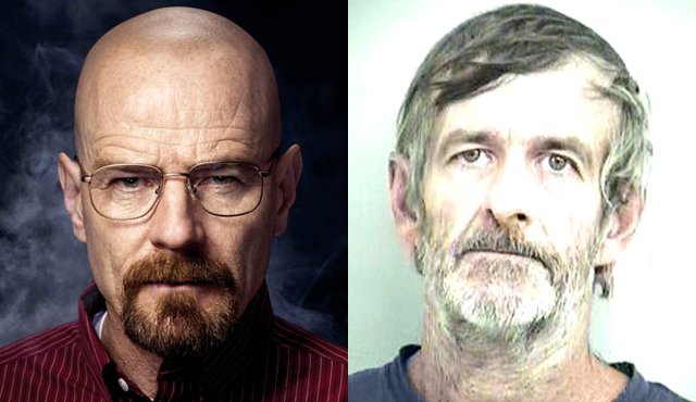 Breaking Bad Walter White / Real Life Walter White