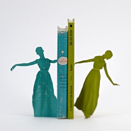 Children's Book Cut-Out Art by Thomas Allen
