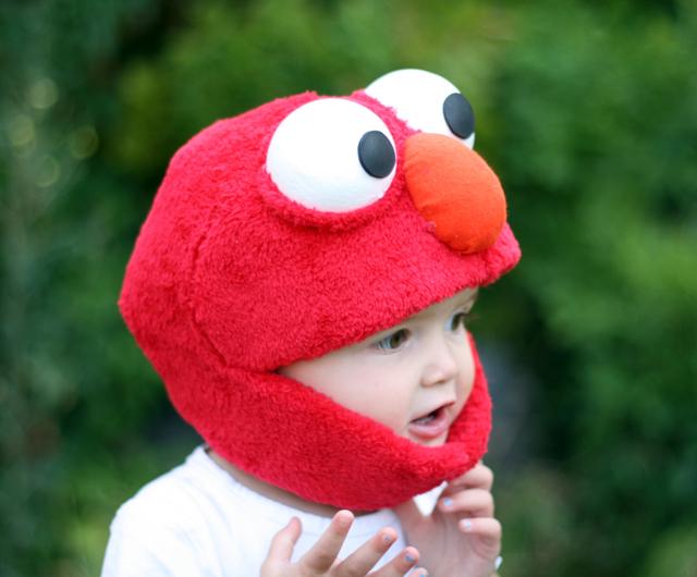 Elmo Mask by JustZipity