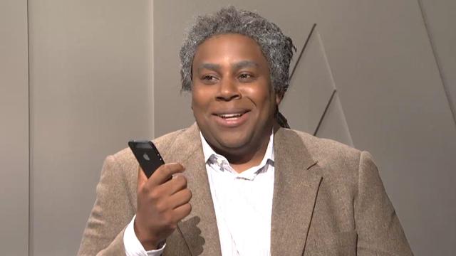 Saturday Night Live - Tech Talk: iPhone 5