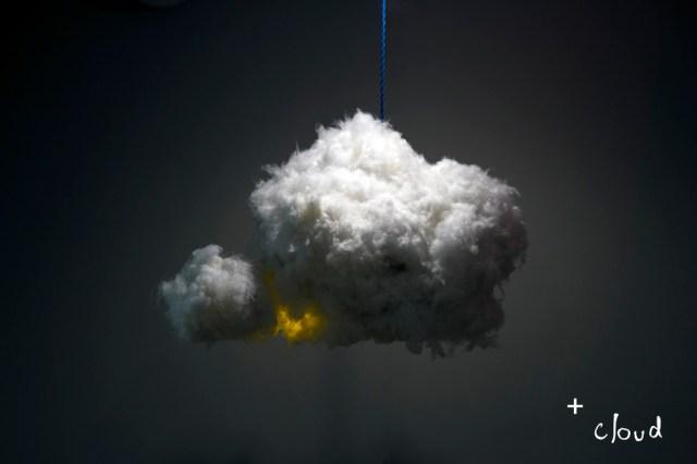 Cloud by Richard Clarkson