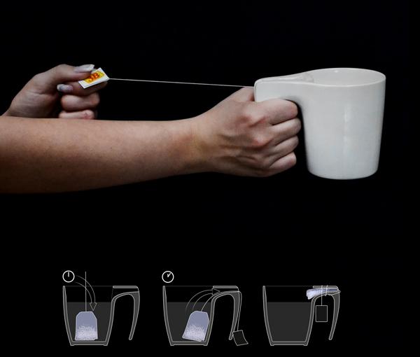 Tea Cup SlingsHOT by Samir Sufi